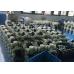 PVDF двойной Воздушный пневматический мембранный насос для химической промышленной передачи жидкости
